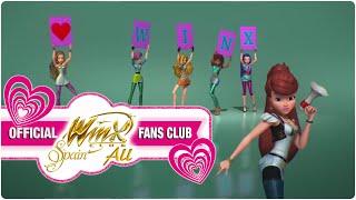 Winx Club El Misterio del Abismo: Nosotras somos Winx (Subtitulado al Español)