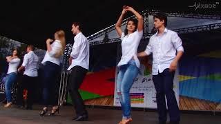 """Урок движения. Фестиваль """"Мир танца"""" (мастер-классы)"""