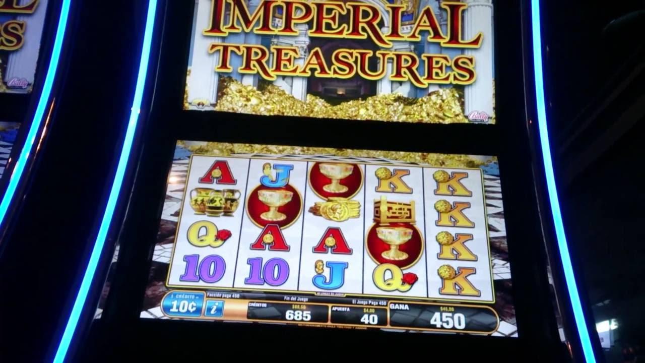 Imperial Treasure Maquina Tragamonedas Juegos Gratis 10 Cent