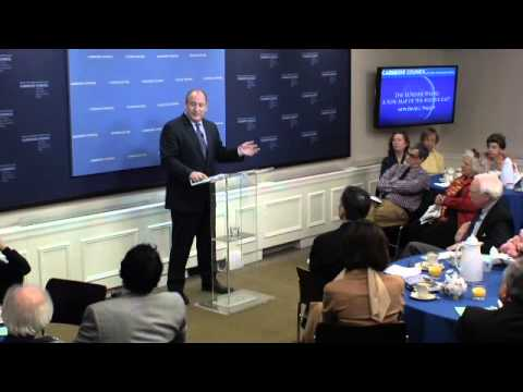 Global Ethics Forum: The Kurdish Spring: A New Map of the Middle East