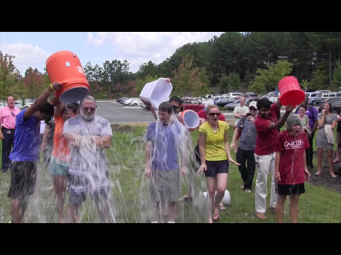 ga-pcom-als-ice-bucket-challenge,-part-two