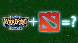 Что если скрестить Warcraft 3 и Dota 2