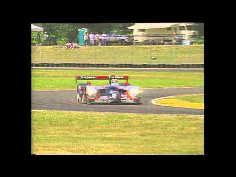 1999 Portland Race Broadcast - ALMS - Tequila Patron - Racing - Sports Cars