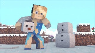 Minecraft : AUTHENTIC FROZEN !! ( Mini-Game Novo)