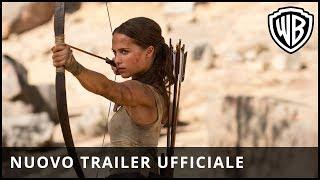 Tomb Raider - Nuovo Trailer Ufficiale Italiano
