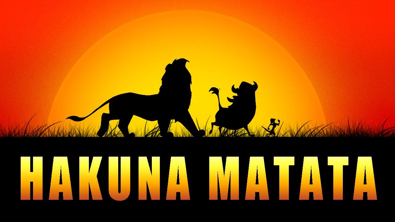"""Résultat de recherche d'images pour """"hakuna matata"""""""