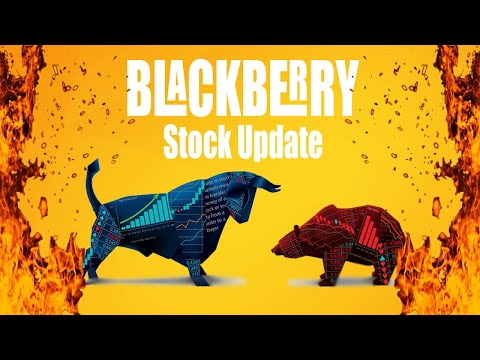 BlackBerry Stock 9/16 Update! QUADRUPLE WITCHING DAY, SI Data, Predictions, and Technical Analysis!