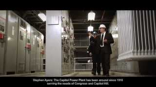 Cogeneration at the Capitol Power Plant