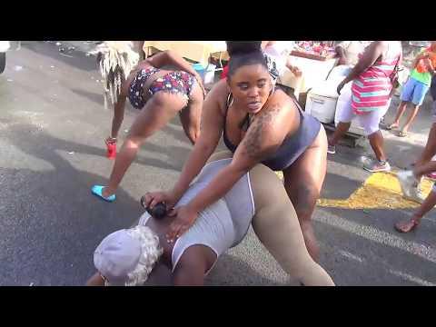 Antigua & Barbuda Carnival - Jouvert 2017