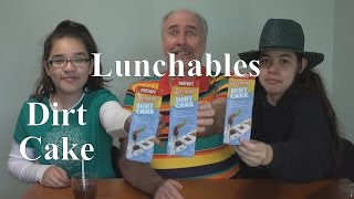 Lunchables Dirt Cake Review | Rainydaydreamers Cc