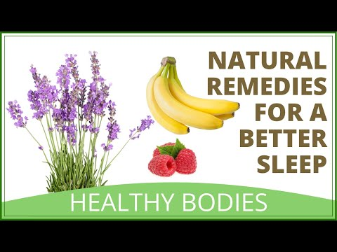 How Can I Sleep Better At Night Naturally