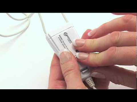 Induktionsschlinge für Hörgeräteträger (Geemarc iLoop)