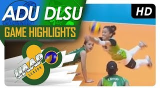 UAAP 80 WV: AdU vs. DLSU | Game Highlights | February 24, 2018