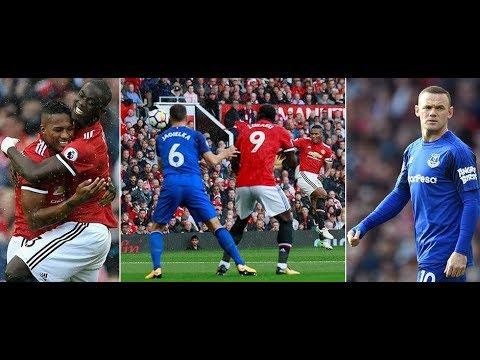 Download Manchester United vs Everton 4-0 All Goals ملخص و اهداف مبارات مانشيستر يونايتد و ايفرتون 17-09-2017