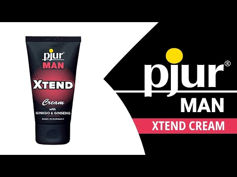 Крем Pjur MAN Xtend Cream 50 Ml для увеличения члена