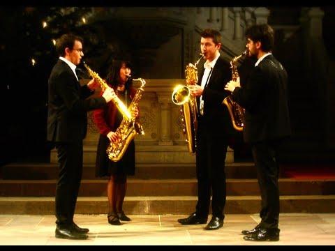 Quatuor AVENA - Sir Patrick / Philippe GEISS