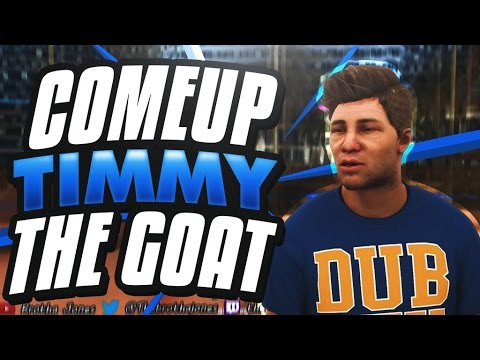 COMEUP TIMMY OFFICIAL ATTRIBUTE UPDATE - NBA 2K17 (GOAT!)