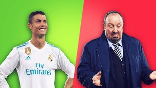 Why do Cristiano Ronaldo and Rafael Benítez hate each other? | Oh My Goal