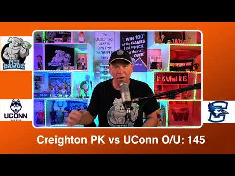 Creighton vs UConn 3/12/21 Free College Basketball Pick and Prediction CBB Betting Tips