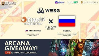 tnc-predator-vs-russian-game-2-bo3-wesg-2018-playoffs