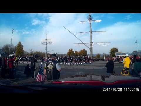 Funeral - Funeral Processional Cpl. Nathan Cirillo 20141028