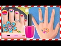 Kids Games Candy Nail Art Sweet Fashion - Tabtale Nail Makeover Game for Girls - Android Gameplay