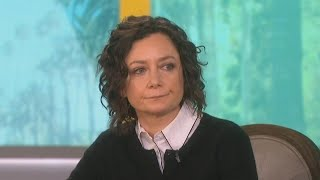 Sara Gilbert Speaks Out in First TV Appearance Since Roseanne Cancellation