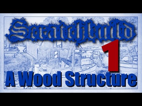 Scratch Build a Wood Structure