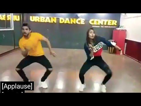 Guri's Song Billian Billian Akhan Dance By Sahaj & Shreoshi || Urban Dance Center ||
