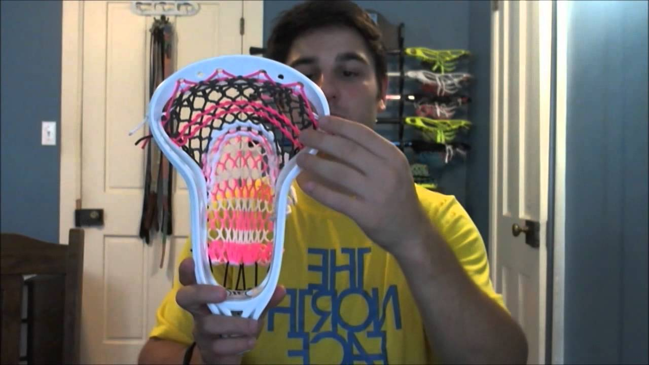 how to make your lacrosse pocket smaller