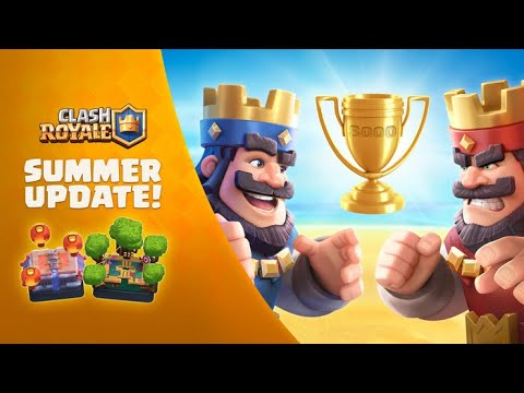 Clash Royale: The Summer Update Is Here!