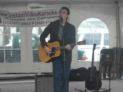 Shane Reed-Paper Heart- Ozfest 2011