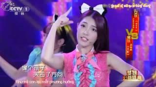 [Vietsub + Kara] SNH48 Team SII - Gee (Chinese Ver)