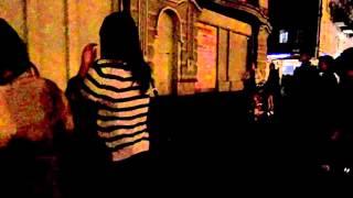 """Океан Эльзы - """"Відпусти"""" (кавер), Одесса, Дерибасовская / Okean Elzi cover"""