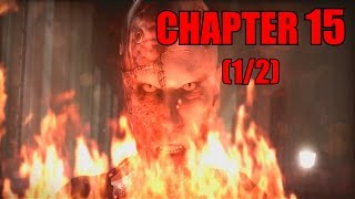 The Evil Within Walkthrough Chapter 15 - An Evil Within Part 1/2 No Damage / All Collectibles (PS4)