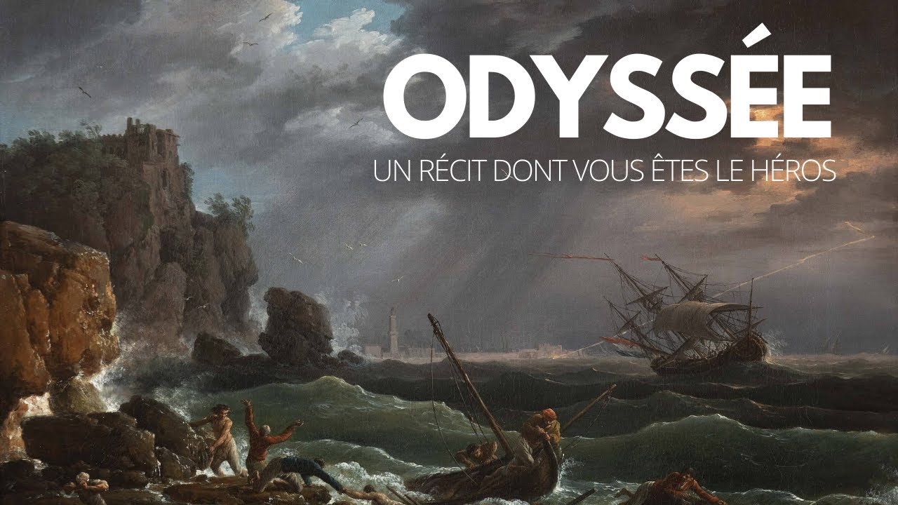 Odyssée - Un récit dont vous êtes le héros