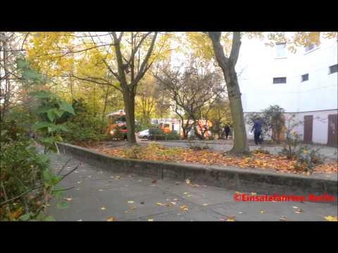 Feuerwehr Einsatz - Senftenber Ring - MärkV