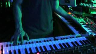 """DAMN RIGHT!: """"The City"""" & """"SYNTH 2"""" live (HQ Audio)"""
