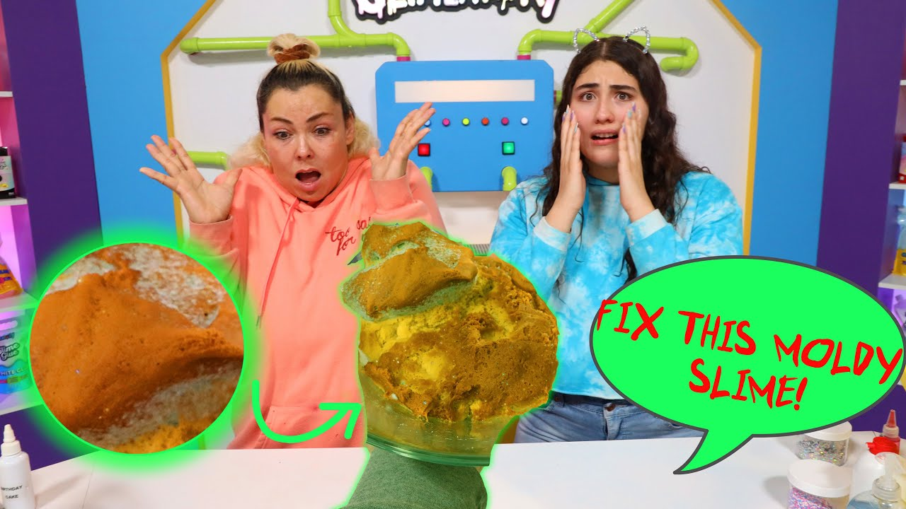FIX THIS MOLDY UGLY SLIME CHALLENGE! Slimeatory #657