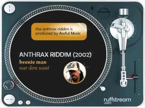 anthrax riddim