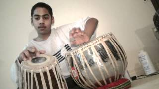 (Tabla Cover) Young, Wild & Free - Wiz Khalifa Featuring Snoop Dogg & Bruno Mars