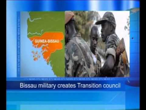 Aftermath of Coup: Guinea Bissau Military creates Transition Council