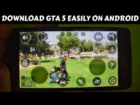 Finally GTA 5 Launched On Android 2018! 100% REAL