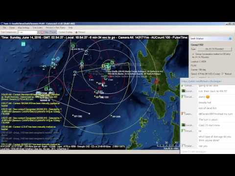 Episode 16 Part 5 South China Clash - Command: Modern Air/Naval Operations