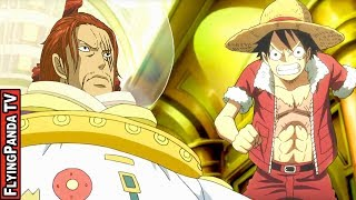 "SHANKS Shocking Truth? | ""RED"" CELESTIAL DRAGON  