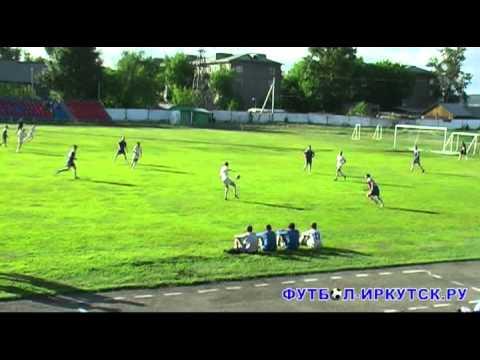 """""""Зенит"""" (Иркутск) - ФСК """"Шелехов"""" (Шелехов) - 2:3"""