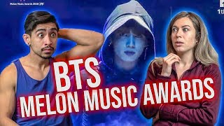 BTS WHO ARE YOU - Melon Music Awards 2018 COUPLES REACTION!  멜론뮤직어워드