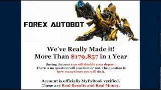 Forex Autobot Scam? | Forex Autobot Review | Alexander Smith