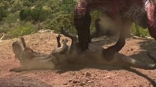 Turf Battle | Allosaurus vs. Torvosaurus