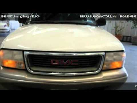 1999 Gmc Jimmy Envoy Slt For Sale In Ruidoso Nm 88355